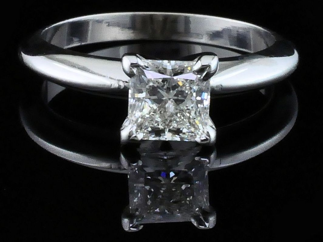 princess diamond ring cut jewellery rings firemark engagement diamonds
