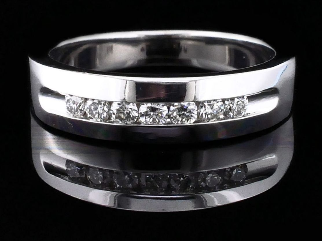 Diamond Anniversary Band by True Romance