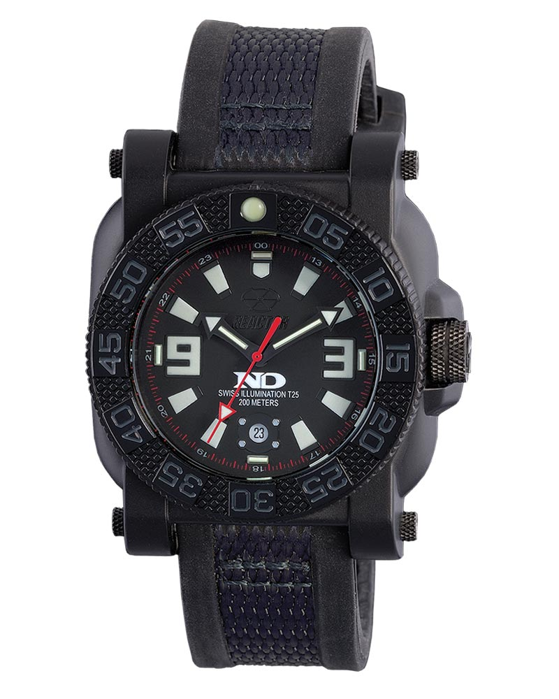 Reactor Watch by Reactor Watch