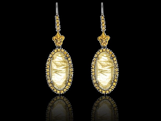 Phillip Gavriel Earrings by Phillip Gavriel