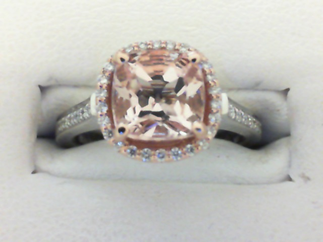 Diamond Engagement Ring by Makur