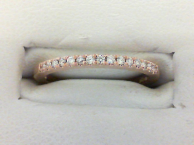 Diamond Wedding Band - Women