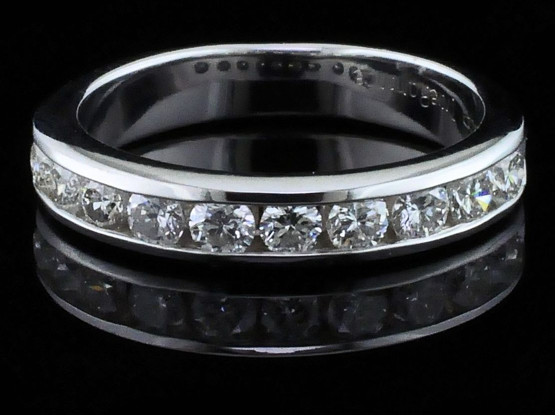 .50ct Total Weight Diamond Anniversary Ring by True Romance