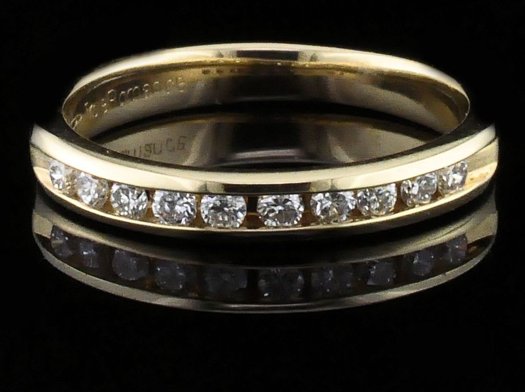 .30Ct Total Weight Diamond Anniversary Ring by True Romance