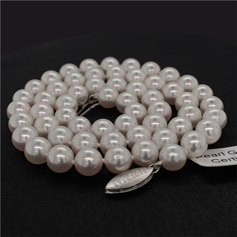 Akoya Pearl Strand by Imperial Pearls