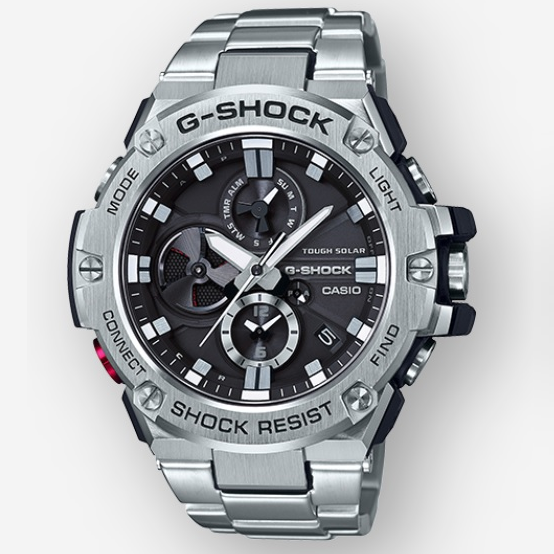 Watches by G-Shock, G-Steel